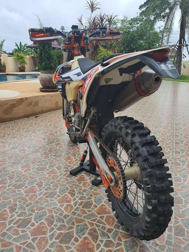 KTM 350 EXC - F Sixday GREEN BOOK for Sale
