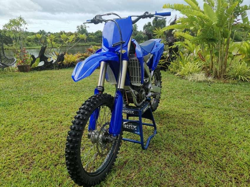 2016 Yamaha YZ250F