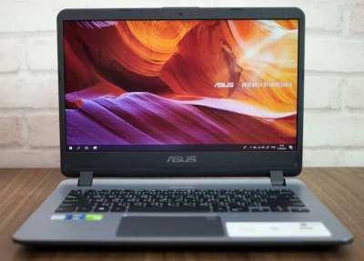 Asus X407U GEN8, SLIM & LIGHT, RAM 8GB DDR4, SSD M.2 120GB Win 10 14
