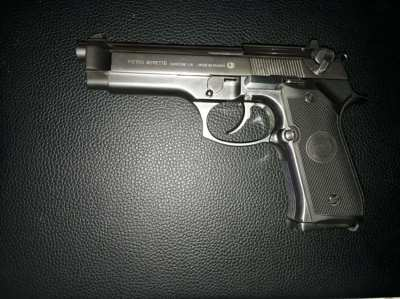 gasgun baretta bb bullets