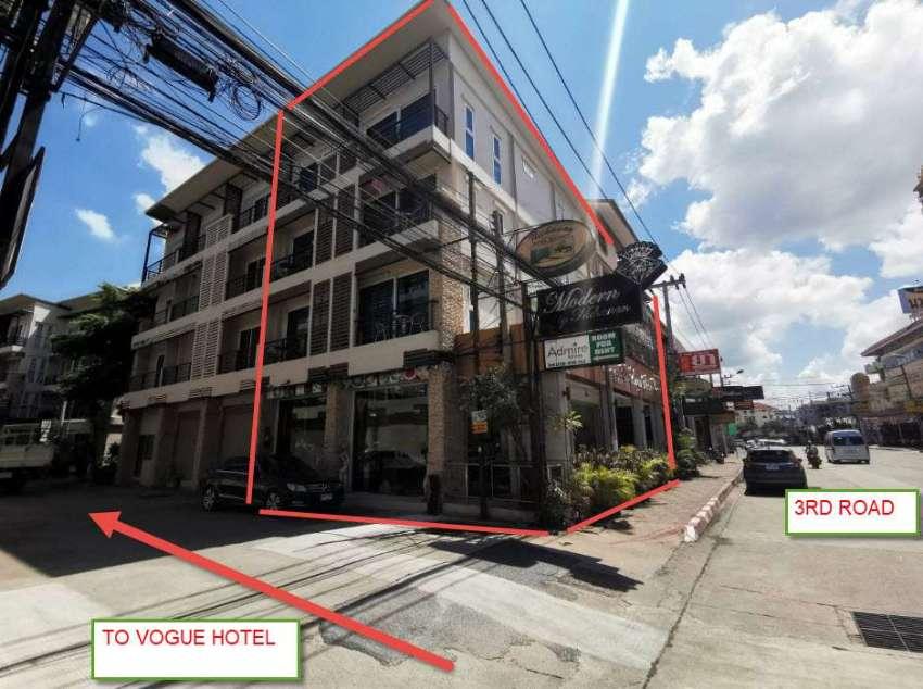 MODERN COMMERCIAL BUILDING / PATTAYA CITY CENTER