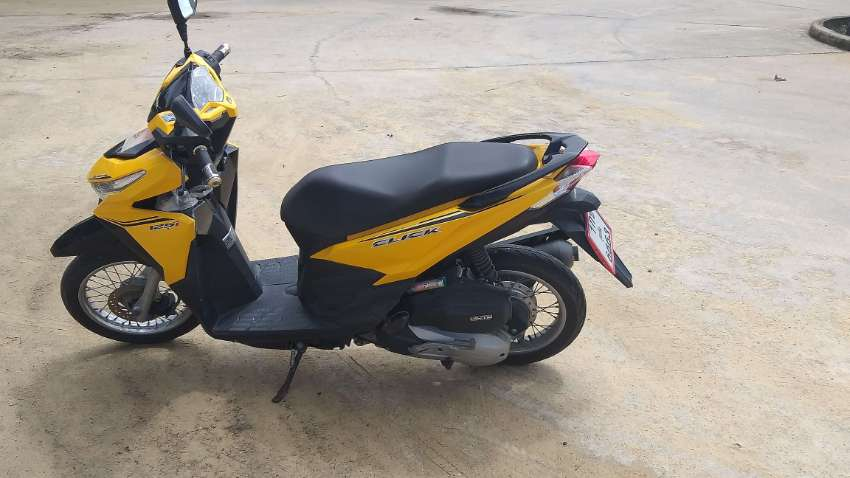 Honda click 125i for sale