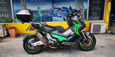 Honda XADV 750cc 2017 26000Kms Full options