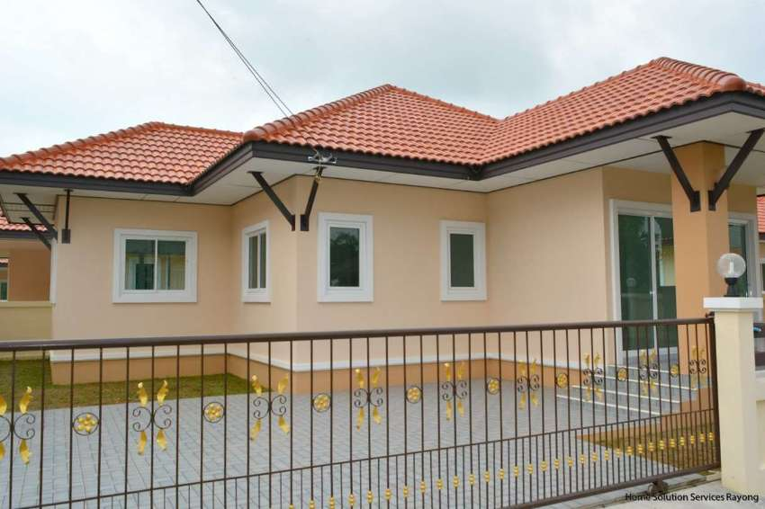 2 bedroom house close to Narai rd and Mae Ramphueng beach in Rayong