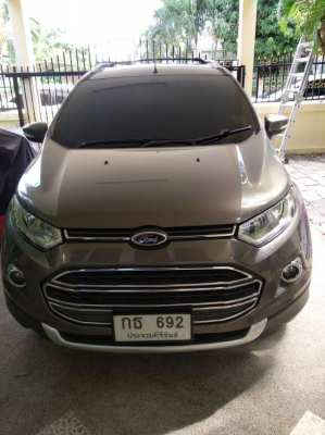Ford EcoSport SUV for RENT in Hua Hin