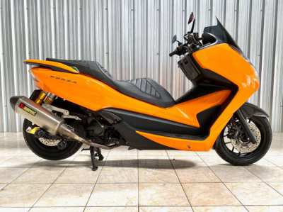 Honda FORZA 2016 (Full Accessories / Loaded)   Low Km