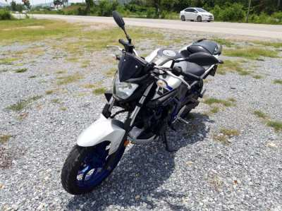 Yamaha MT03 ABS !!! ( full service history ) - ฿75000 (Pattaya)