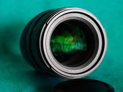 New Mitakon Zhongyi Creator 85mm f/2 Fuji X Mount Portrait Lens in Box
