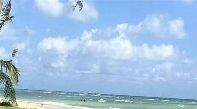 For sale 1 rai Beachfront land in Laem Set Koh Samui