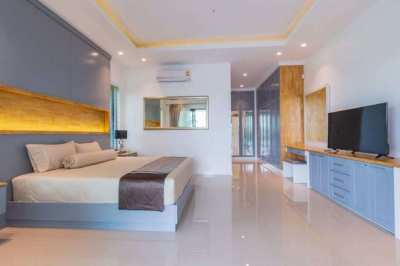 Brand new luxurious pool villa Hua hin for sale