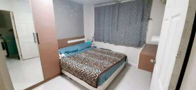 LPN Bodin Ramkamhang TowerD1 FL2 Premium Built-in Fully Furnished 1Bed