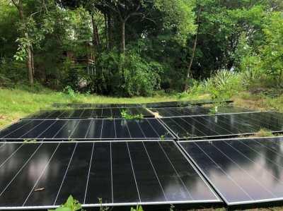 Solar Panel 400W, high quality mono-crystalline, premium Longi brand