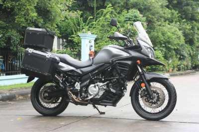 [ For Sale ] Suzuki Vstrom650xt 2015 best condition