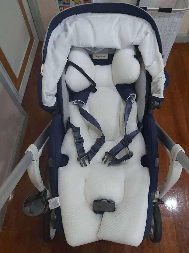 inglesina trilogy baby stroller