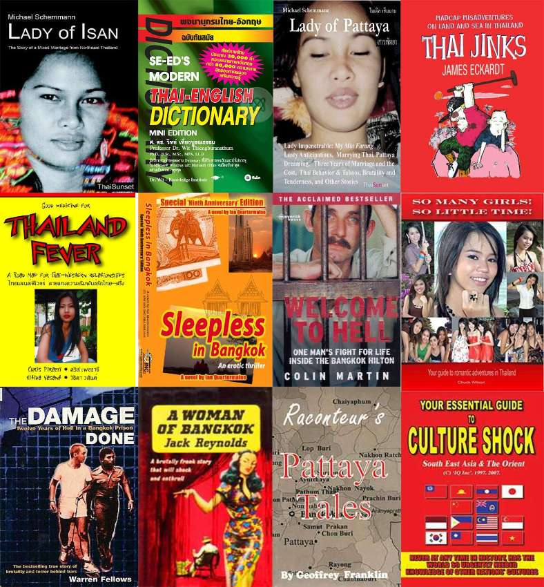 Bookshop - Book exchange - Pattaya...