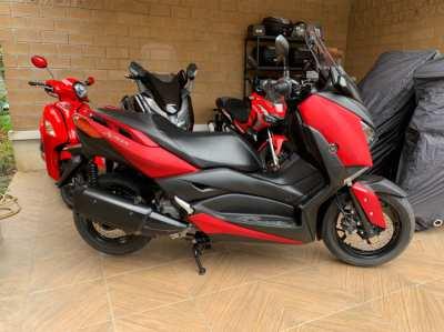 Yamaha Xmax 12.2019 2900 km