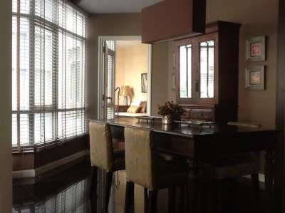 'Colonial Style' 70sqm at Central Rama 3
