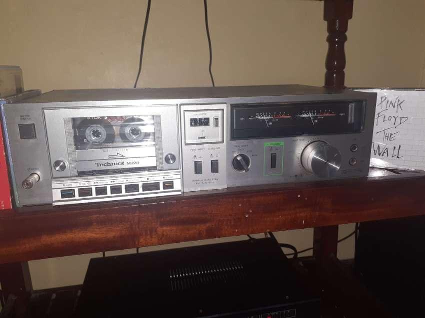 Technics cassete deck vintage