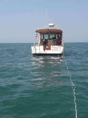 Lobsterboat26ft