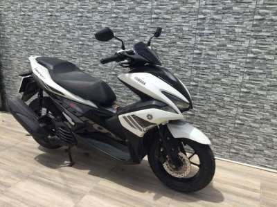 PROMOTION - YAMAHA AEROX -  37.500 Bath - SALE