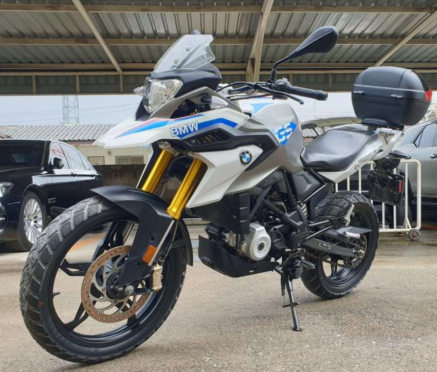 BMW G-310 GS - 130,000 = 13,200 km Only