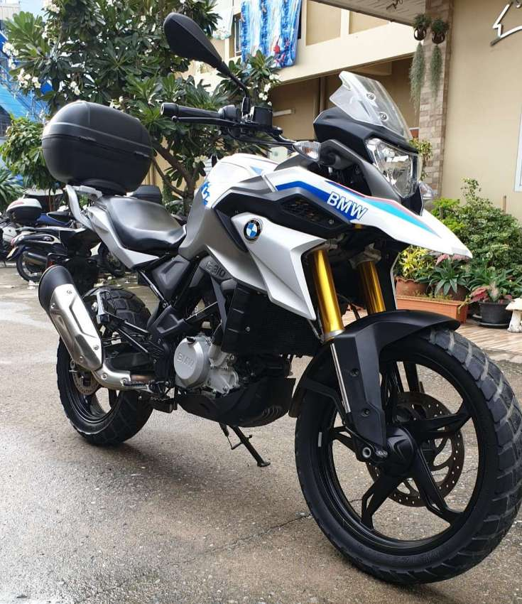 BMW G-310 GS - 135,000 = 13,200 km Only