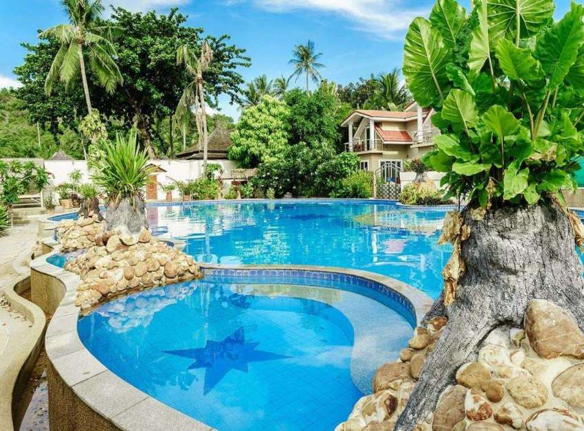 3Bedroom 3bath ocean view Villa Beachfront Gated community Rent to Buy