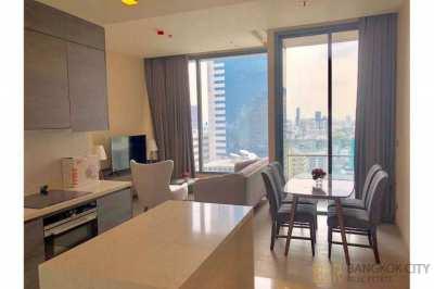 The Esse Asoke Ultra Luxury Condo Special Price 2 Bedroom Unit Rent