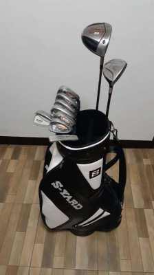 Golf complete set for men's