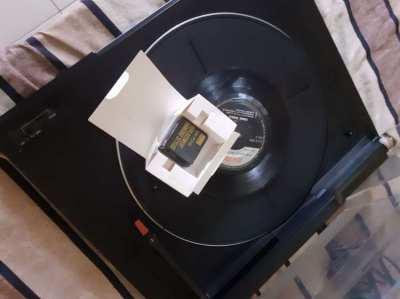 Turntable automat linear with new stylus
