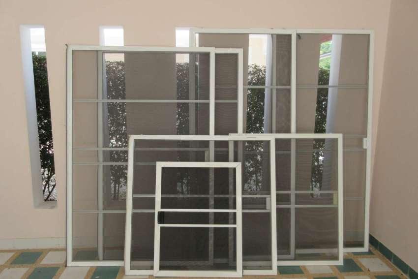 7 mosquito net doors