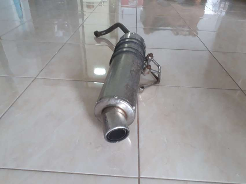 Exhaust for pcx