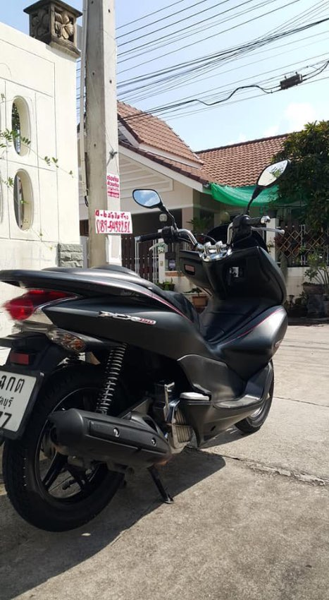 Honda PCX For Sale Only 10,000 THB and take a bike Quick Sale