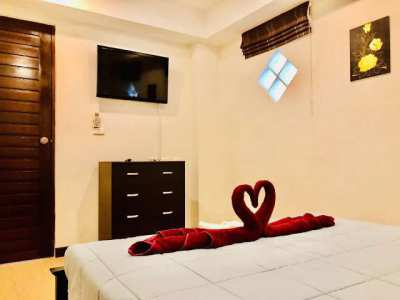 Extensive Patong Beach 2 Bedrooms 1 Bath apartment for sale