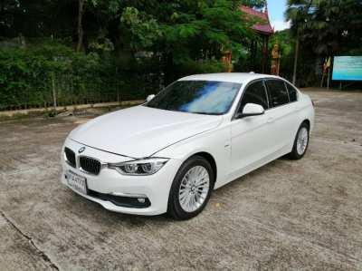 ขาย รถยนต์  BMW F30 320d ปี 2016