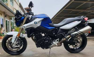 BMW F800R - 2018 only 222,000 baht