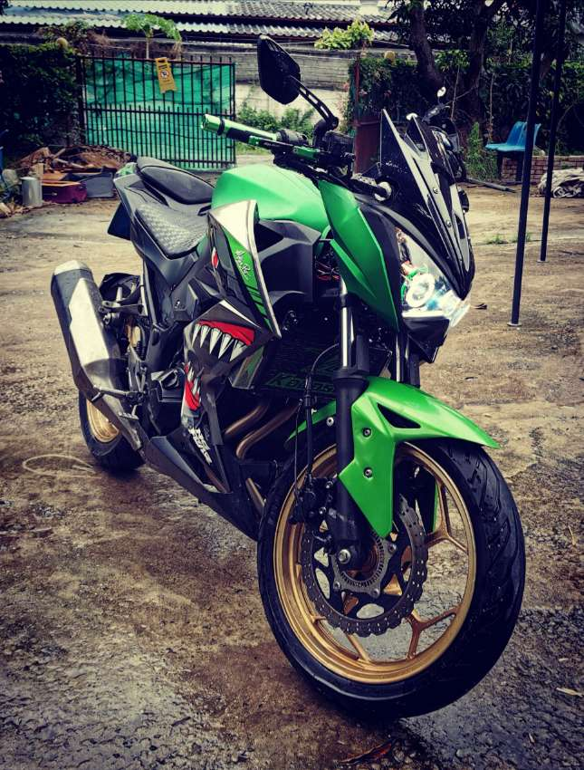 Kawasaki Z300 for Quick SALE