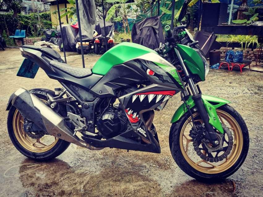 Kawasaki Z300 for Quick SALE