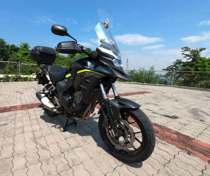 Honda cb500x for sale