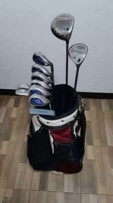 golf full set (callaway)