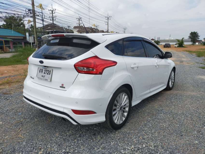 Ford Focus 1.5 S EcoBoost As New