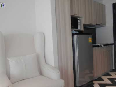 Condo for Rent 6,000 Baht Jomtien Pattaya