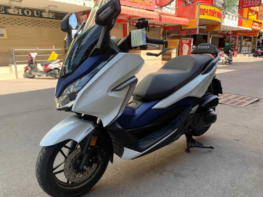 2018 HONDA FORZA 300 (CASH/INSTALLMENT)