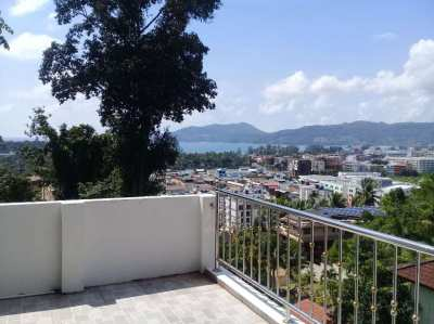 18 apartments sea view Only 1 km from the beach