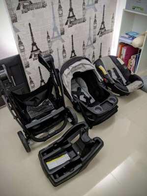 Baby Stroller - GRACO ClickConnect 35 Mode 3in1