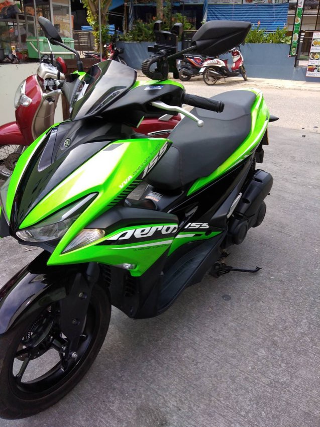 2020 YAMAHA AEROX 155 (CASH/INSTALLMENT)