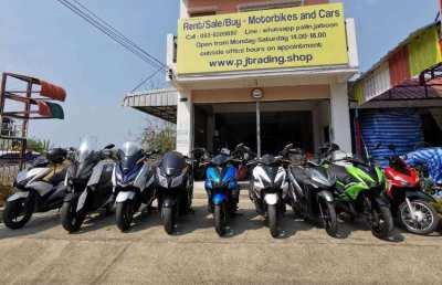 01/2014 Honda Forza 300 67.900 ฿ Finance by shop