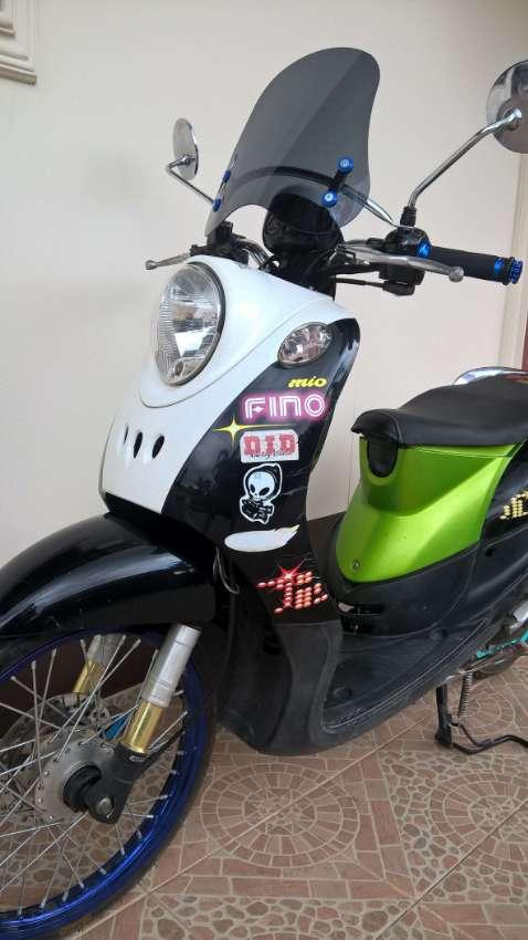 YAMAHA Fino modified