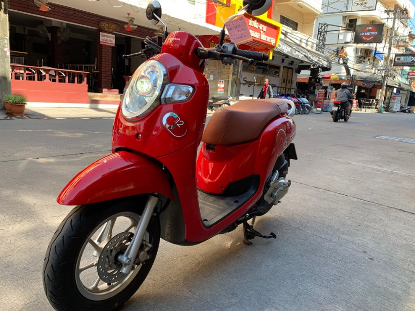 2019 HONDA SCOOPY CLUB 12 (CASH/INSTALLMENT)