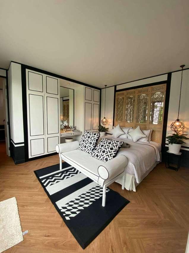 High Quality Unique Design Luxury Pool Villa Less than 10 mil THB